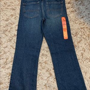 Boys boot cut jeans new!